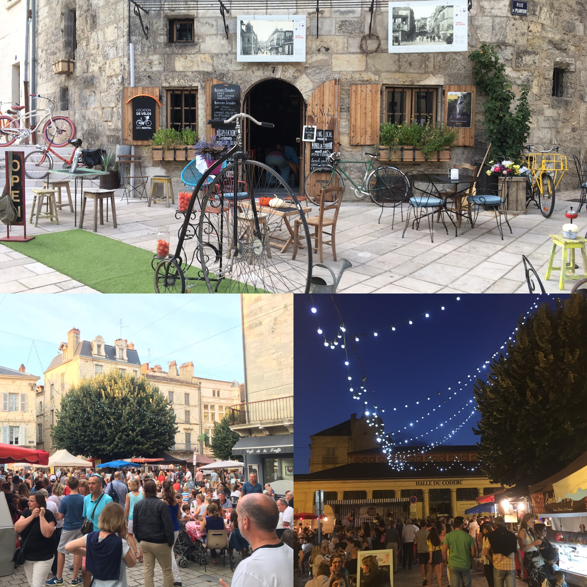 Perigueux Summer Night Markets