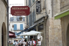 The wonderful city of Perigueux is a 40 mins drive from Les Taloches and holds lively traditional markets on Wednesday's and Saturday's. It also hosts a fete de la musique in June and the Vintage Perigueux event in September. The 2017 Tour de France is commencing one of its stages from Perigueux.