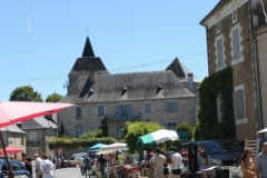 Tourtoirac hosts its own Vide Grenier in July each year - a flea market which is very popular with the locals and visiting tourists